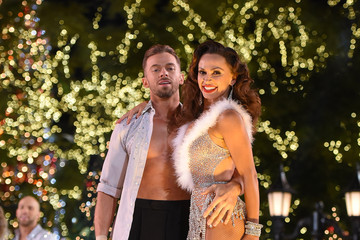 Karina Smirnoff The Grove Hosts ABC's 'Dancing with the Stars' Season Finale