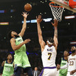 Karl-Anthony Towns Minnesota Timberwolves v Los Angeles Lakers