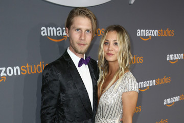 Karl Cook Amazon Studios Golden Globes Celebration
