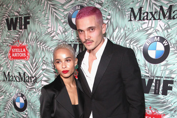 Karl Glusman Tenth Annual Women In Film Pre-Oscar Cocktail Party Presented By Max Mara And BMW - Red Carpet