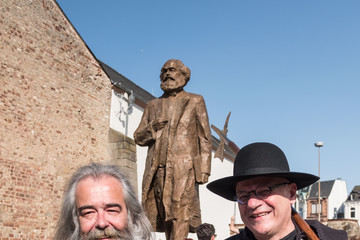 Karl Marx Trier Commemorates Karl Marx 200th Anniversary