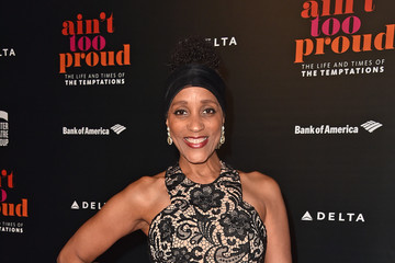 Karla Gordy Bristol Opening Night Of 'Ain't Too Proud - The Life And Times Of The Temptations' - Arrivals