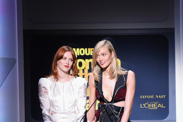 Karlie Kloss Cindi Leive Honors the 2014 Women of the Year