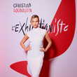 Karlie Kloss Christian Louboutin Presents During - Paris Fashion Week Womenswear Fall/Winter 2020/2021 - Exhibition Opening 'L'Exhibition[niste]'