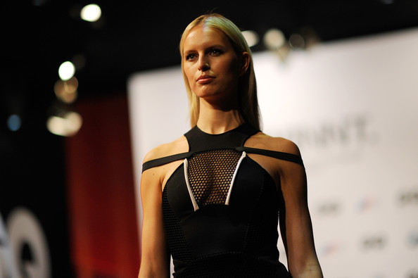 Karolina kurkova gq men of the year