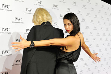 Karolina Kurkova IWC Schaffhausen at SIHH 2016 - 'Come Fly With Us' Gala Dinner