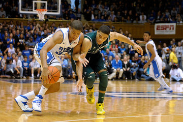 Karrington Ward Eastern Michigan v Duke