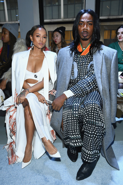 Karrueche Tran Photos Photos , 3.1 Phillip Lim , Front Row
