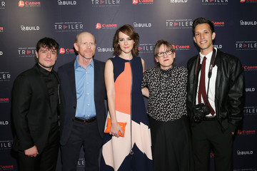Kat Candler Josh Hutcherson, Ron Howard, Jena Malone and Kat Candler Converge in NY for Canon's Project Imagination: The Trailer