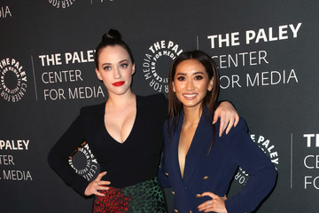 Kat Dennings The Paley Honors: A Special Tribute To Television's Comedy Legends - Arrivals