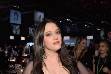 Kat Dennings 2018 Baby2Baby Gala Presented By Paul Mitchell - Inside
