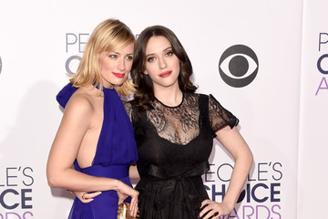Kat Dennings Arrivals at the People's Choice Awards