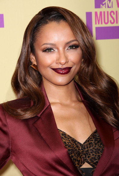 Kat Graham - 2012 MTV Video Music Awards - Arrivals