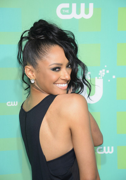 Kat Graham - The CW Network's New York 2012 Upfront