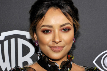 Kat Graham The 2017 InStyle and Warner Bros. 73rd Annual Golden Globe Awards Post-Party - Red Carpet