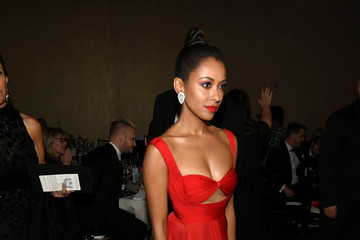 Kat Graham 77th Annual Golden Globe Awards - Cocktail Reception