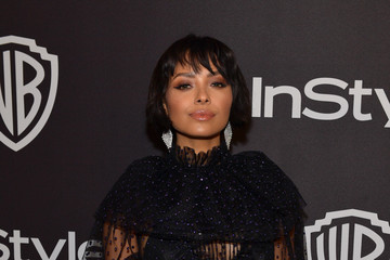 Kat Graham The 2019 InStyle And Warner Bros. 76th Annual Golden Globe Awards Post-Party - Red Carpet