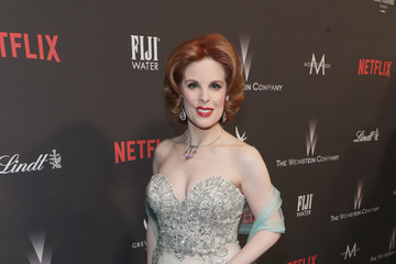 Kat Kramer The Weinstein Company and Netflix Golden Globes Party Presented With FIJI Water