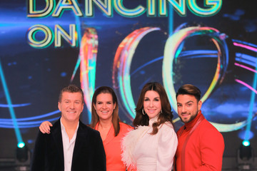 Katarina Witt Daniel Weiss 'Dancing On Ice' First Show In Cologne