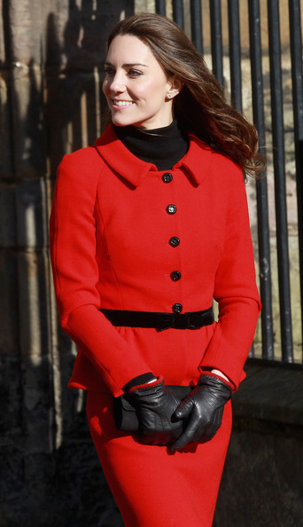 prince william kate middleton news. kate middleton red suit prince