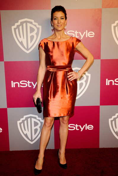 Kate Walsh Actress Kate Walsh arrives at the 2011 InStyle And Warner Bros.