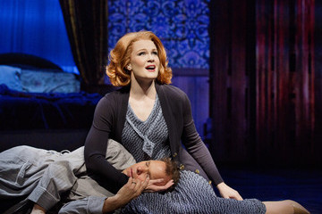 Kate Baldwin 'Big Fish' Production Photos