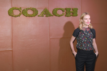 Kate Bosworth Celebrities Attend the 5th Annual Coach And Friends Of The High Line Summer Party in NYC