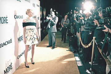 Kate Bosworth Premiere of Crackle's 'The Art of More' - Red Carpet