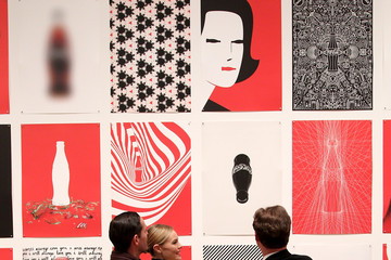 Kate Bosworth The Coca-Cola Bottle: An American Icon at 100 Exhibition