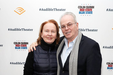 Kate Burton Opening Night Of 'Colin Quinn: Red State Blue State'
