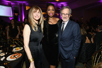 Kate Capshaw Steven Spielberg WCRF's An Unforgettable Evening Presented By Saks Fifth Avenue - Inside