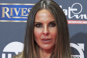 Kate Del Castillo Red Carpet - Platino Awards 2017