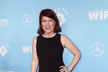 Kate Flannery Variety And Women In Film's 2017 Pre-Emmy Celebration - Arrivals