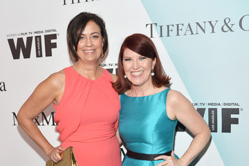 Kate Flannery Women in Film 2015 Crystal & Lucy Awards Presented By Max Mara, BMW of North America And Tiffany & Co