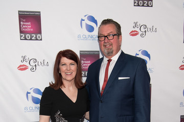 Kate Flannery The National Breast Cancer Coalition's 18th Annual Les Girls Cabaret - Arrivals
