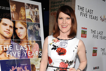 Kate Flannery 'The Last Five Years' Premiere - Red Carpet
