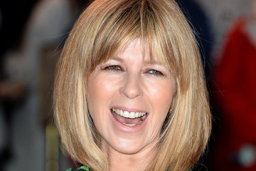 Kate Garraway Opening Night of 'Mel Brooks' Young Frankenstein' - Red Carpet Arrivals