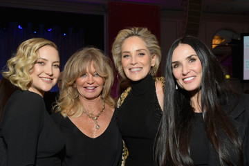 Kate Hudson Goldie Hawn 2019 Getty Entertainment - Social Ready Content
