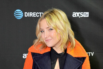Kate Hudson DirecTV Super Saturday Night Co-Hosted by Mark Cuban's AXS TV - Arrivals
