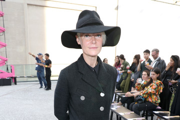 Kate Lanphear Coach 1941 - Front Row - September 2019 - New York Fashion Week