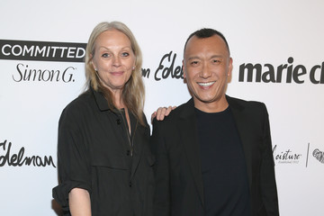 Kate Lanphear Marie Claire Celebrates Fifth Annual 'Fresh Faces' in Hollywood With SheaMoisture, Simon G. And Sam Edelman - Arrivals