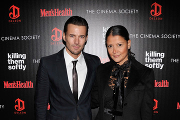 "Kate Lundquist The Cinema Society With Men's Health And DeLeon Host A Screening Of The Weinstein Company's ""Killing Them Softly"" - Arrivals"