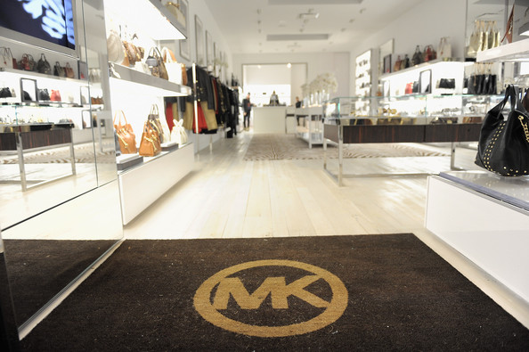 ff8f72d4c1da Kate Mara Photos Photos - Michael Kors Celebrates The Opening Of New ...