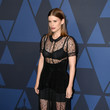Kate Mara Academy Of Motion Picture Arts And Sciences' 11th Annual Governors Awards - Arrivals