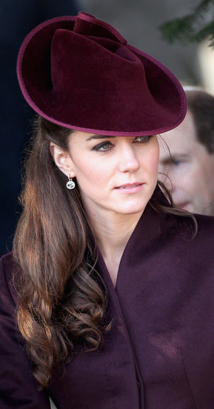 British Royals Attend Christmas Day Service At Sandringham