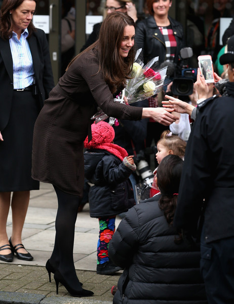Kate Middleton - Kate Middleton at a Fostering Network Event — Part 2