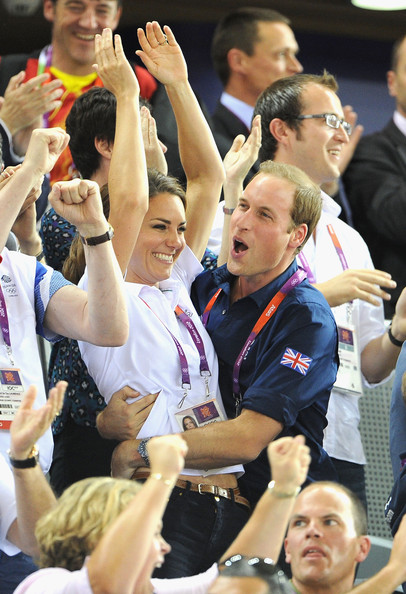 Kate Middleton - Olympics - Day 6 - Royals at the Olympics
