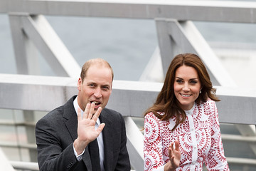 Kate Middleton 2016 Royal Tour to Canada of the Duke and Duchess of Cambridge - Vancouver, British Columbia