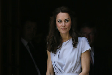 Kate Middleton The Duchess of Cambridge Attends Lunch In Support of The Anna Freud Centre
