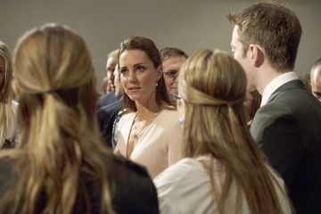 Kate Middleton The Royal Couple Hangs in Adelaide — Part 2